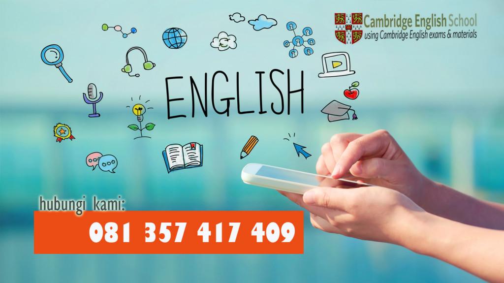 kursus bahasa inggris di malang